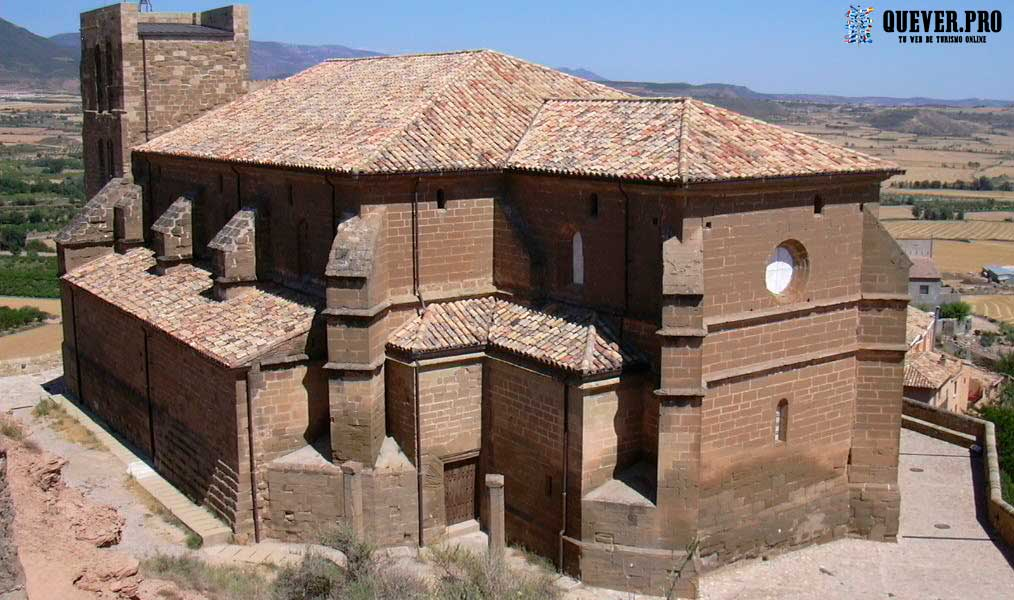 Colegiata de Bolea Huesca