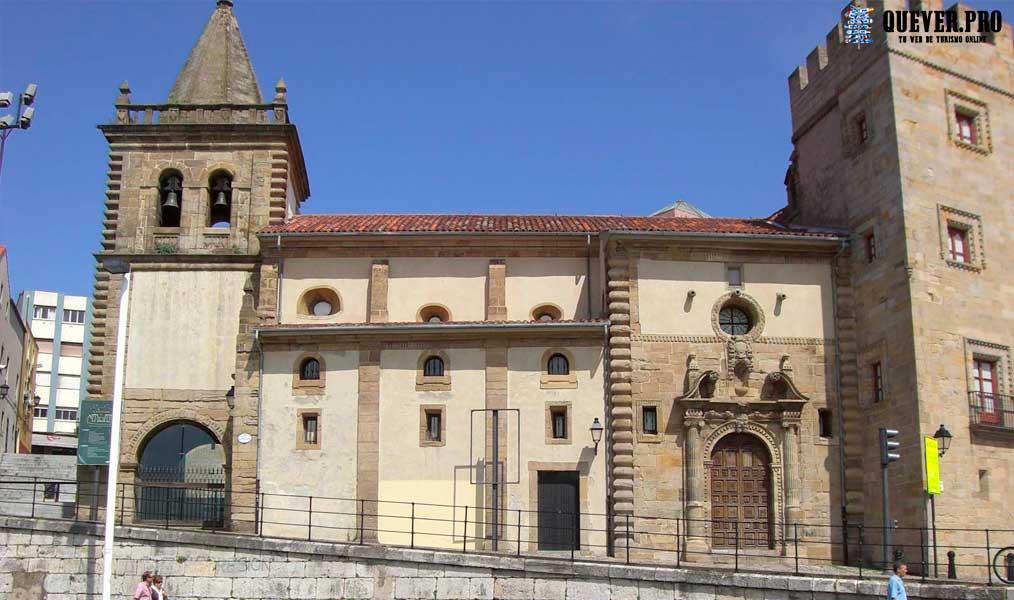 Colegiata de San Juan Bautista Gijón