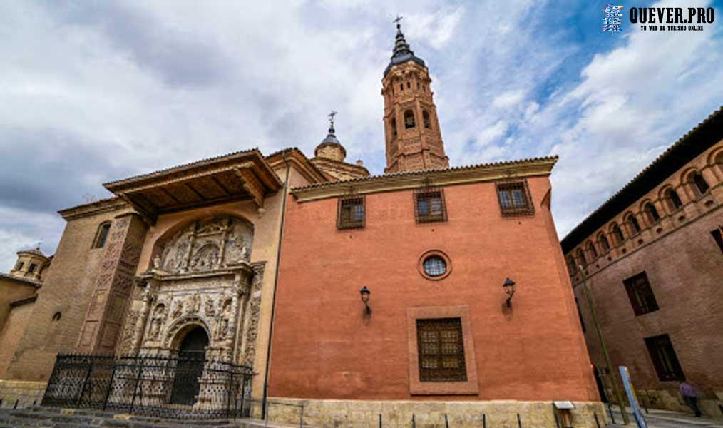 Colegiata de Santa María la Mayor Calatayud