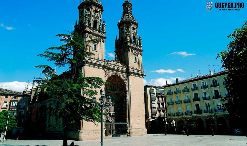 Concatedral de Santa María La Redonda Logroño