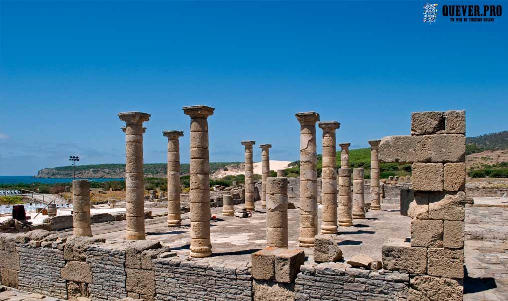 Conoce las ruinas de Baelo Claudia Tarifa