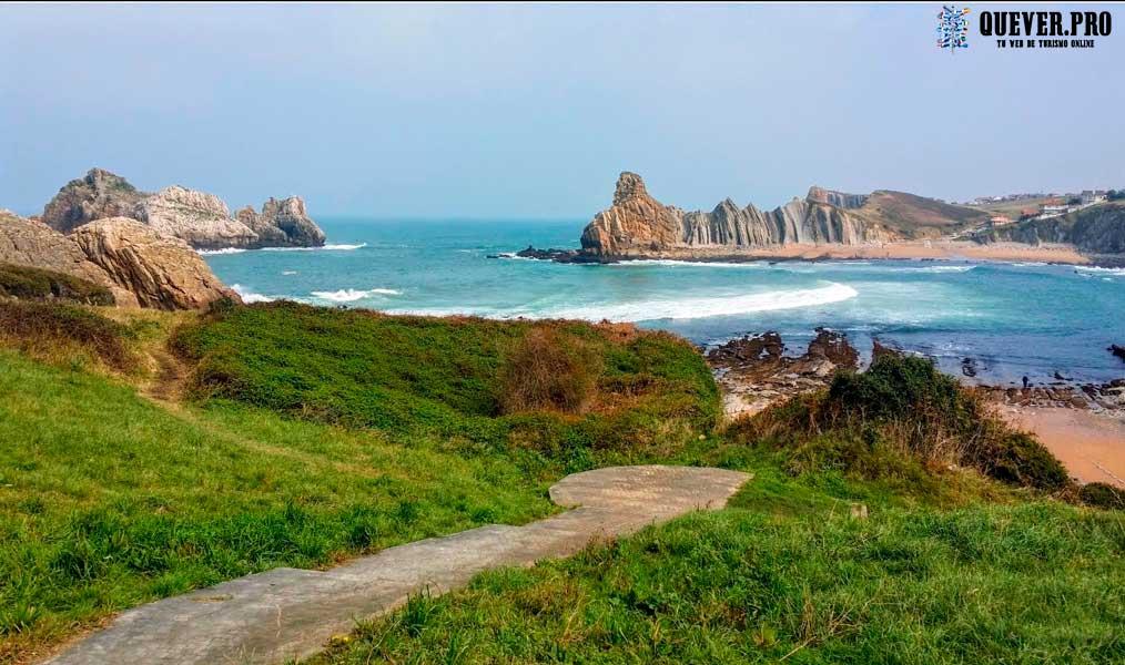 Costa Quebrada Cantabria
