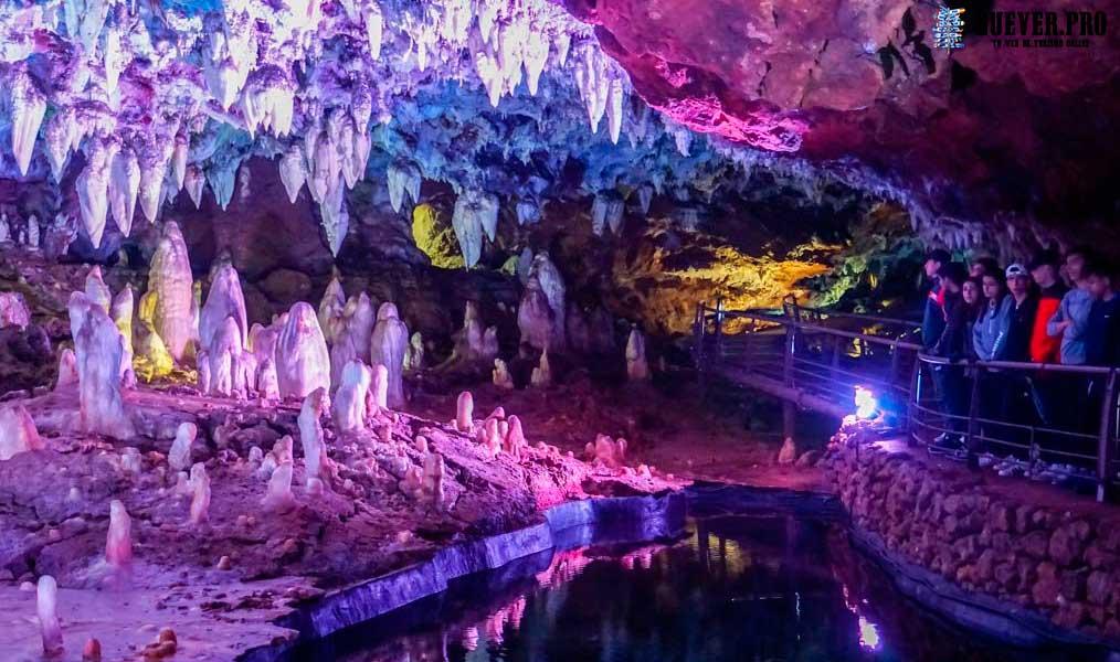 Cueva del Soplao Potes