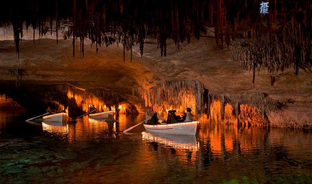 Cuevas del Drach Islas Baleares