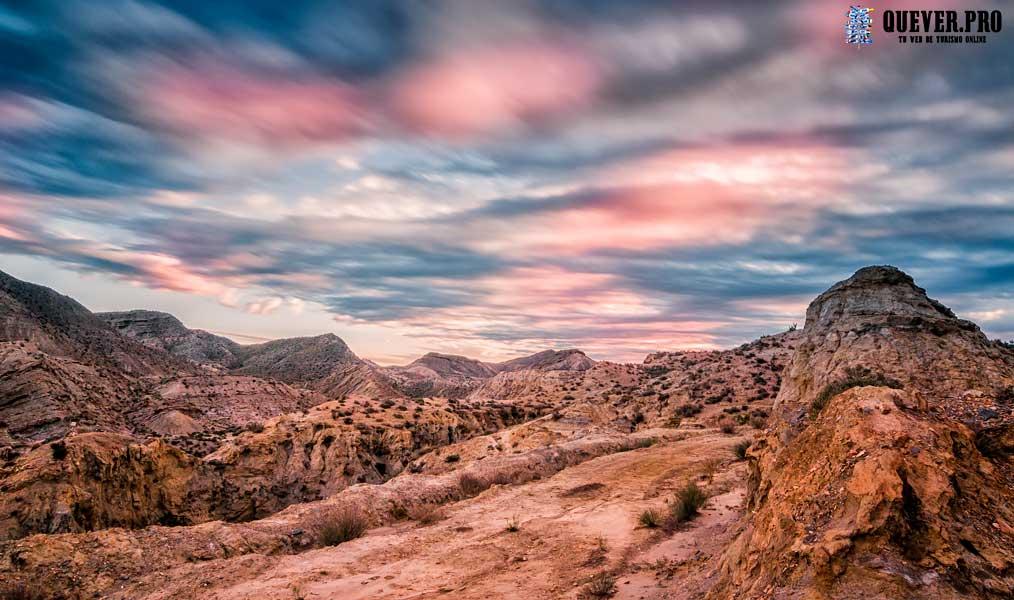 Desierto de Tabernas Andalucía