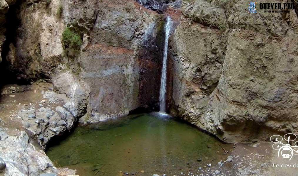 El Barranco del Infierno Tenerife