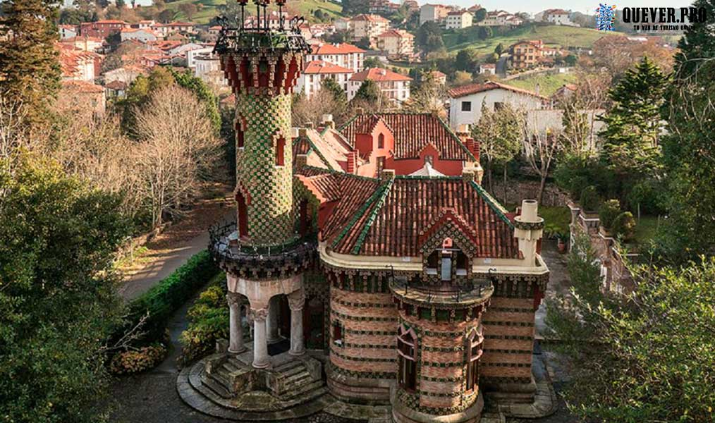 El Capricho de Gaudí Comillas