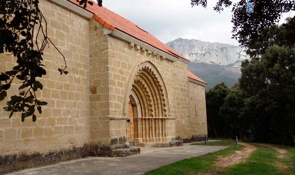Ermita de Santa María de Berberana Laguardia