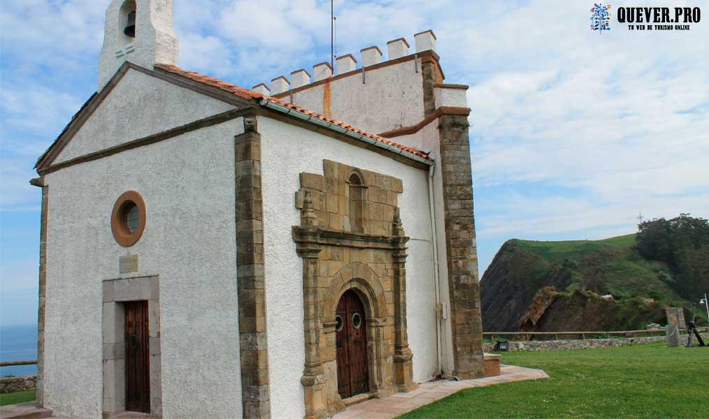 Ermita de la Virgen de la Guía Ribadesella