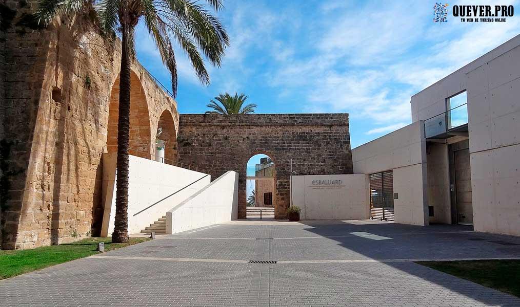 Es Baluard Museo de Arte Moderno y Contemporáneo Palmas de mallorca