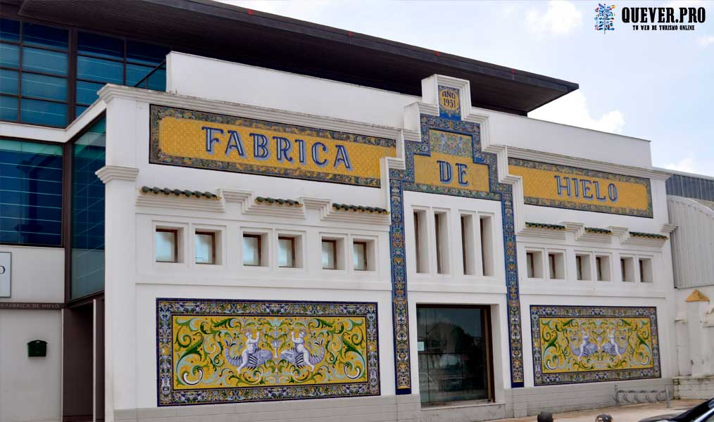 Fábrica de Hielo Sanlúcar de Barrameda