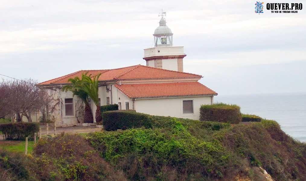 Faro Punta de la Silla San Vicente de la Barquera