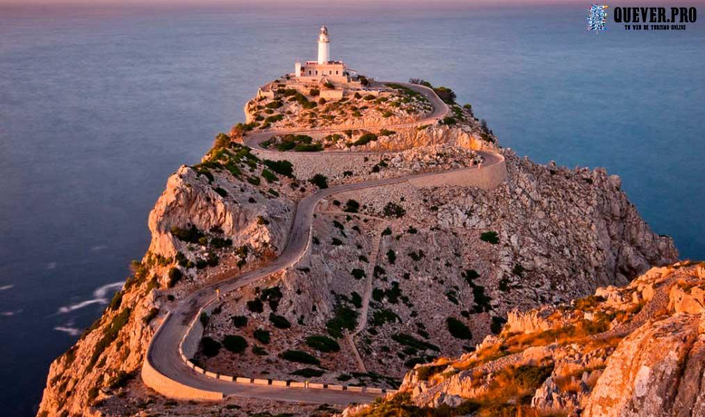 Faro de Cabo Formentor Mallorca