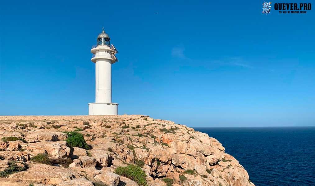 Faro de Cap Barbaria Formentera