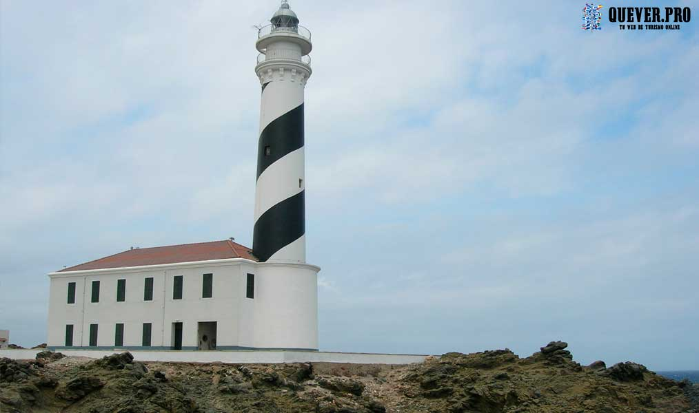 Faro de Favaritx Islas Baleares