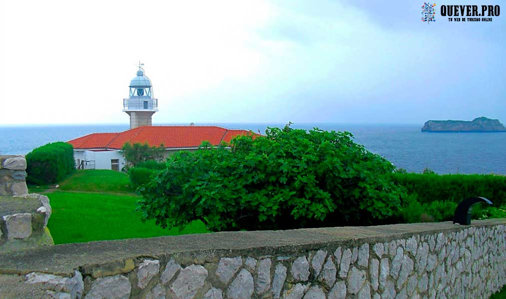 Faro y Mirador del Torco Suances