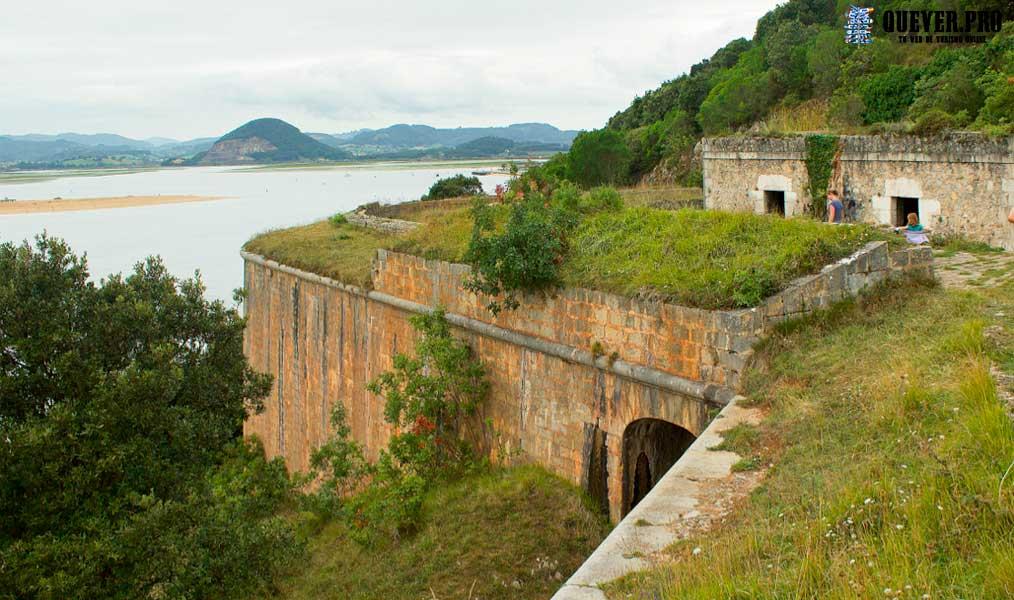 Fuerte de San Carlos Santoña