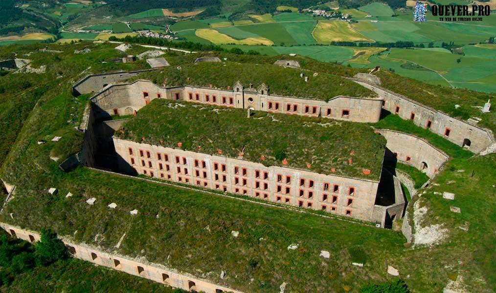 Fuerte de San Cristóbal Pamplona