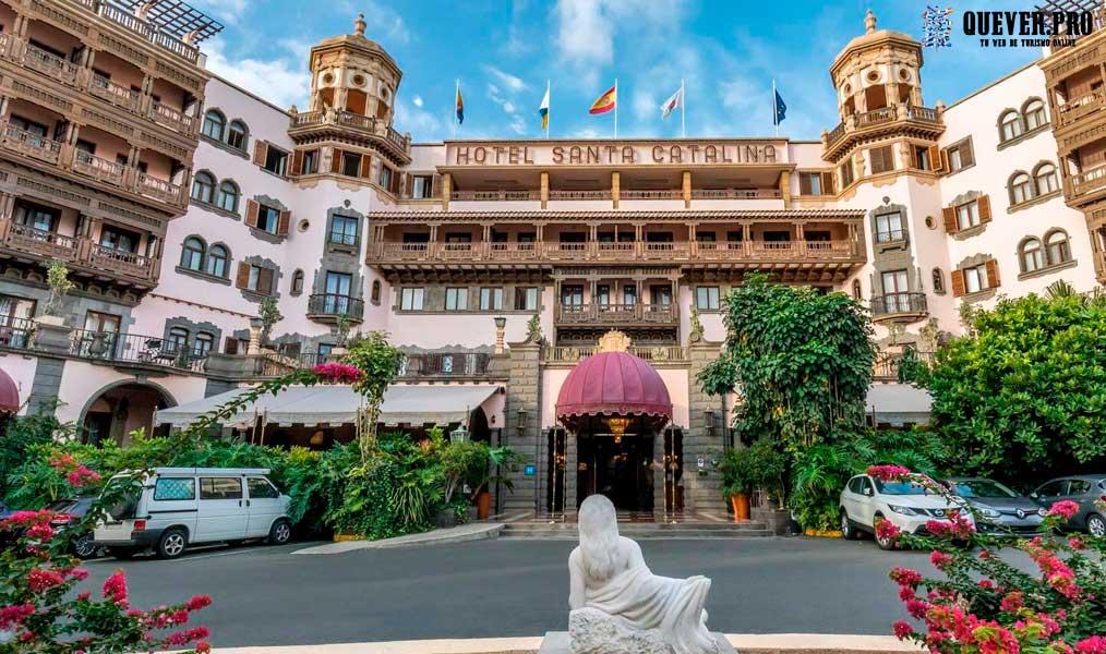 Hotel Santa Catalina Las palmas de Gran Canaria