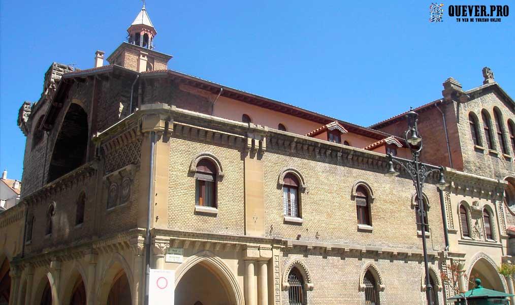 Iglesia San Nicolás Pamplona