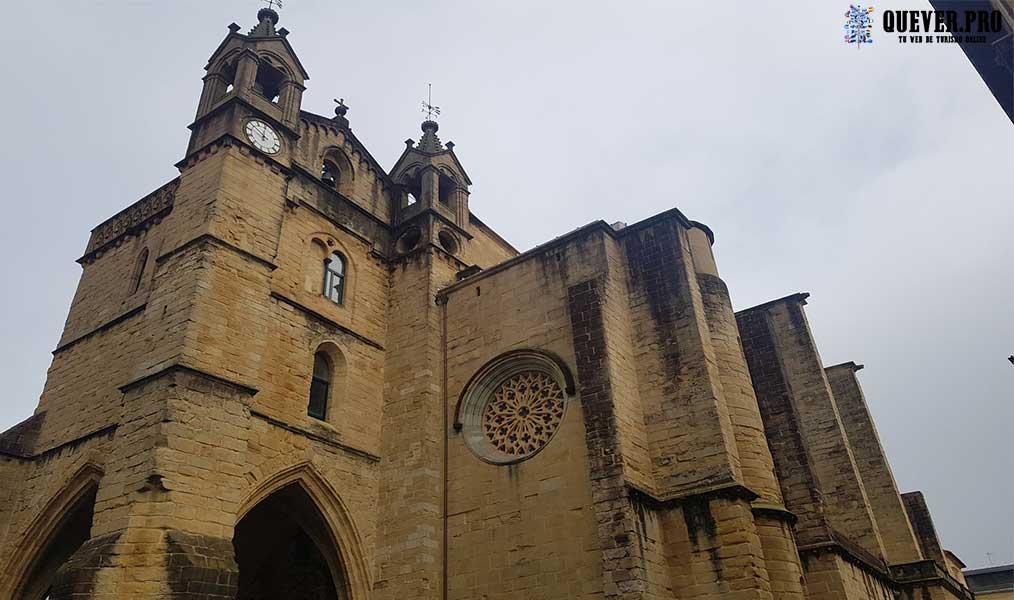 Iglesia San Vicente Mátir San Sebastián