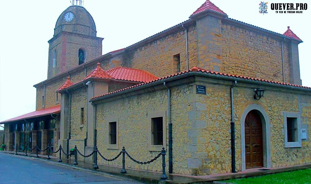 Iglesia de Nuestra Señora de las Lindes Suances