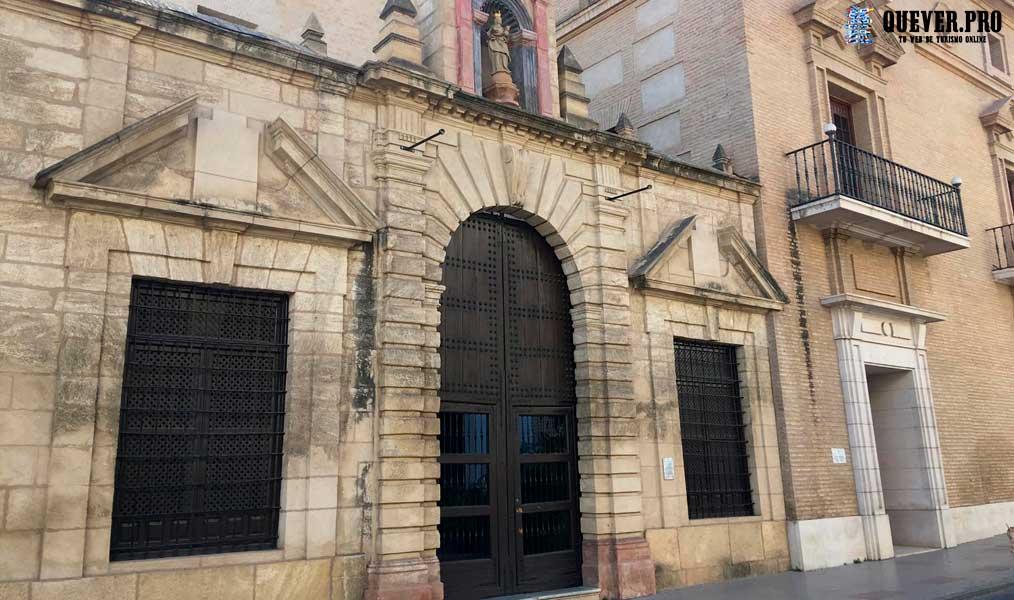 Iglesia de Nuestra Señora de los Remedios Antequera