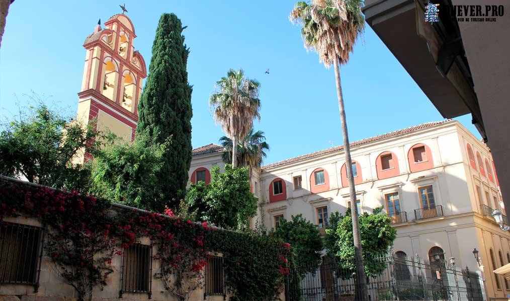 Iglesia de San Agustín Málaga