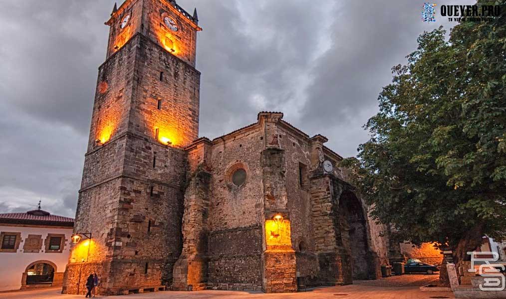 Iglesia de San Cristóbal Comillas