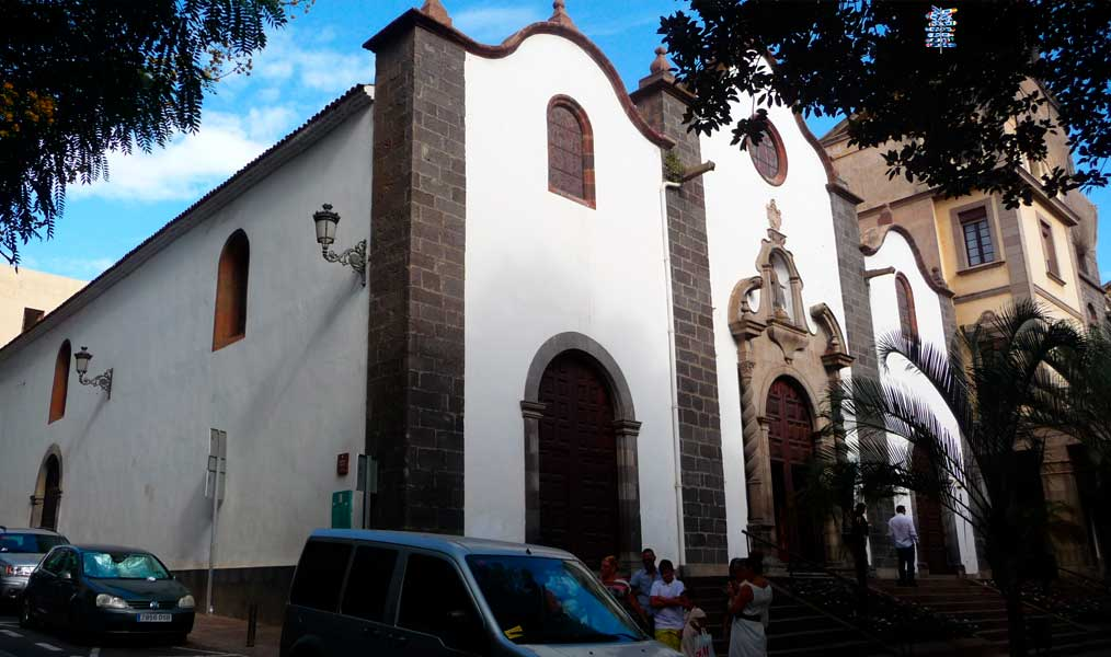Iglesia de San Francisco Santa Cruz de Tenerife