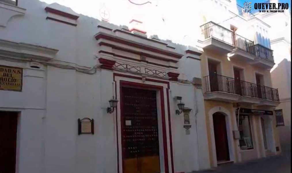 Iglesia de San Jorge Sanlúcar de Barrameda
