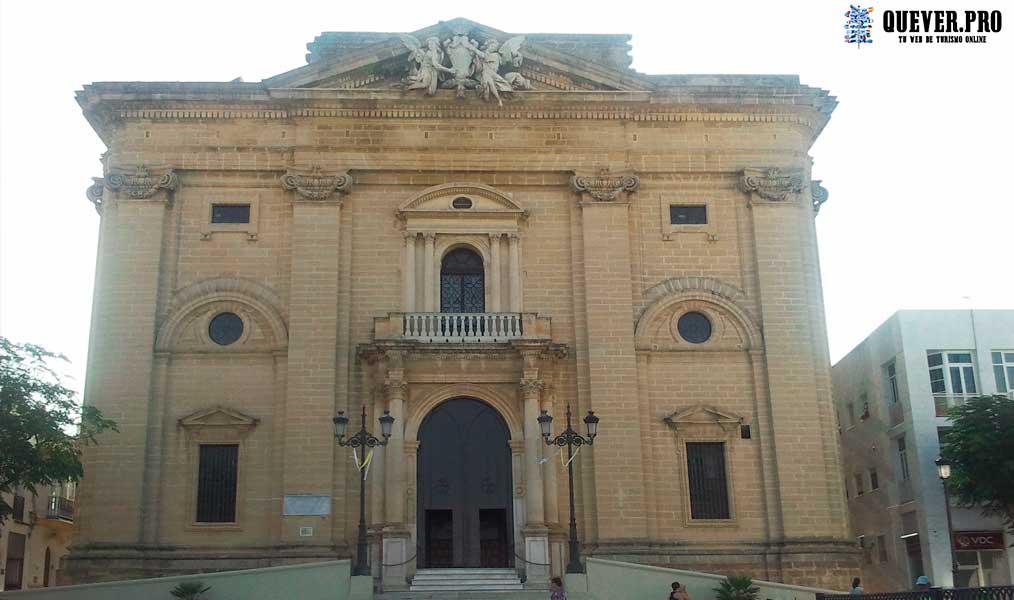 Iglesia de San Juan Bautista Chiclana