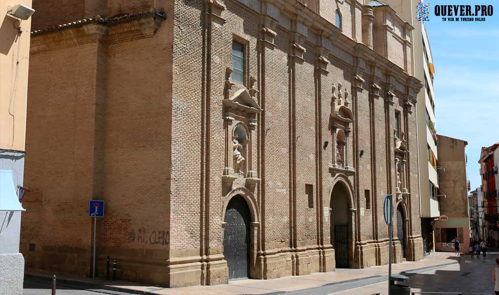 Iglesia de San Lorenzo Huesca