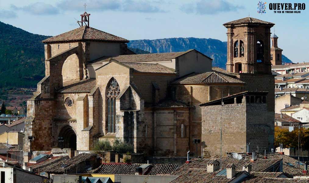 Iglesia de San Miguel Estella