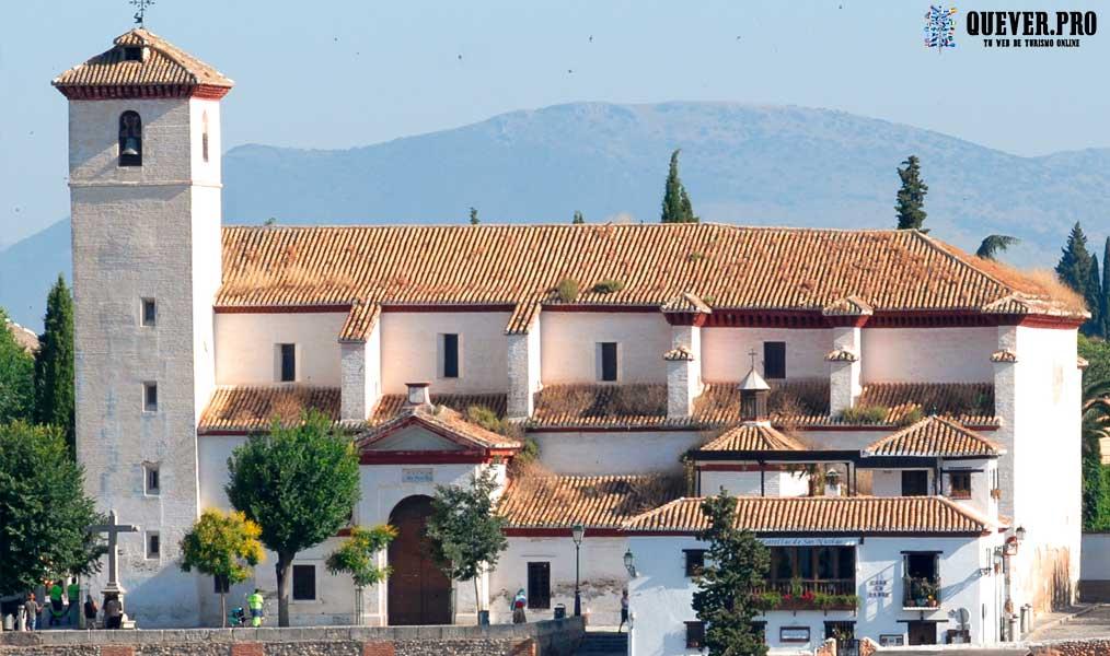 Iglesia de San Nicolás Granada