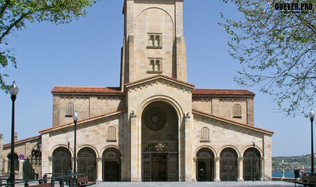 Iglesia de San Pedro Apóstol Gijón