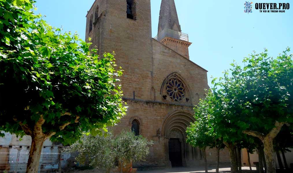 Iglesia de San Pedro Olite