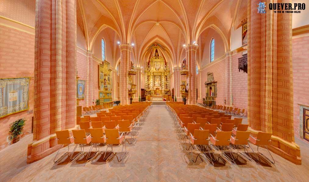Iglesia de San Pedro de los Francos Calatayud