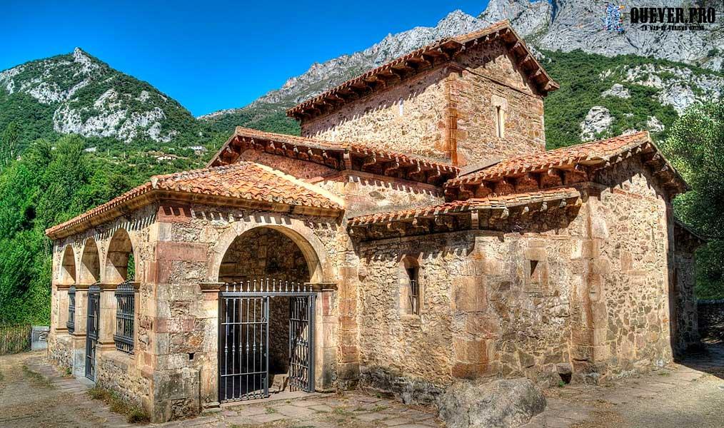 Iglesia de Santa María de Lebeña Potes