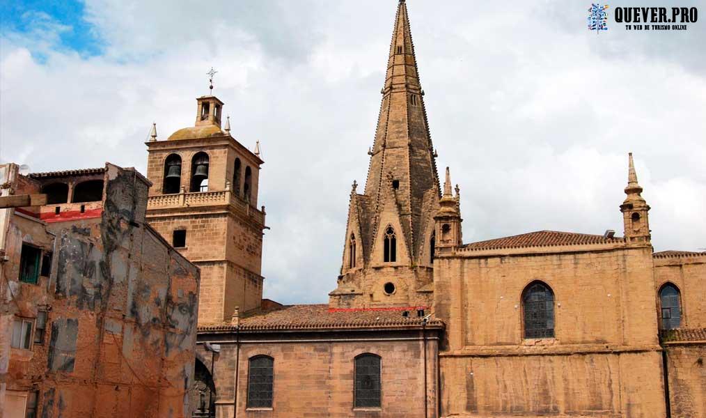 Iglesia de Santa María de Palacio Logroño