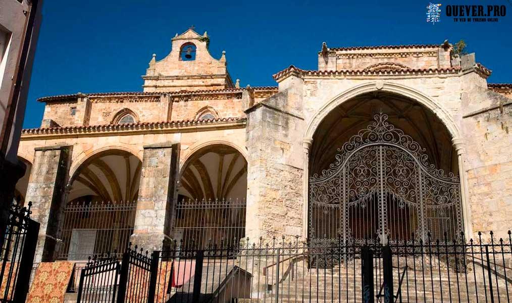 Iglesia de Santa María de la Asunción Laredo