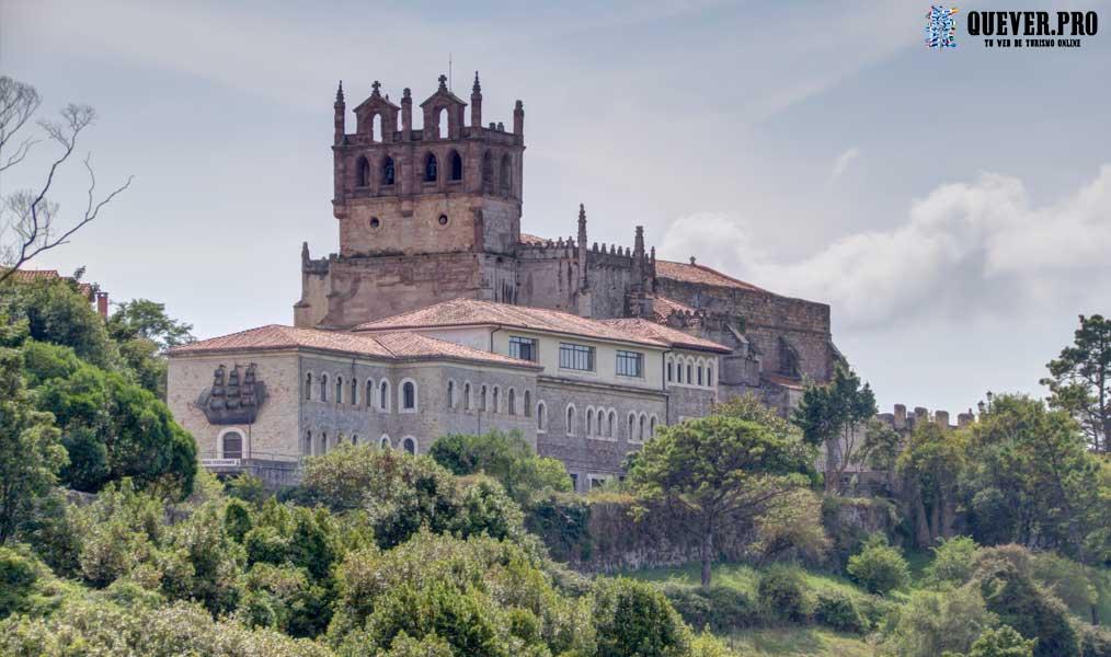 Iglesia de Santa María de los Ángeles San Vicente de la Barquera