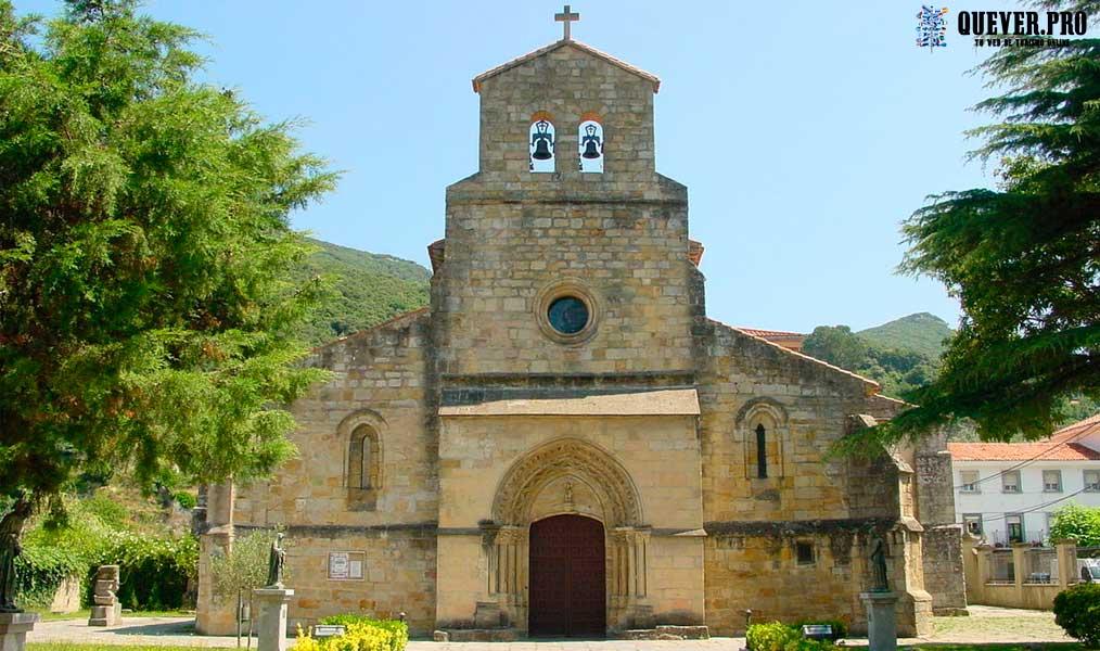 Iglesia de Santa María del Puerto Santoña
