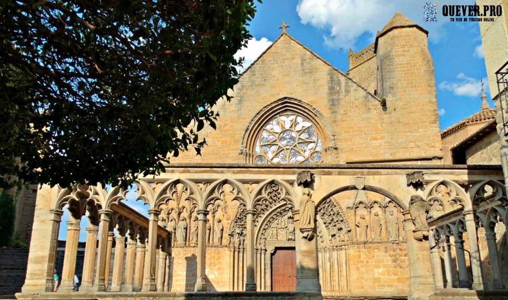 Iglesia de Santa María la Real Olite