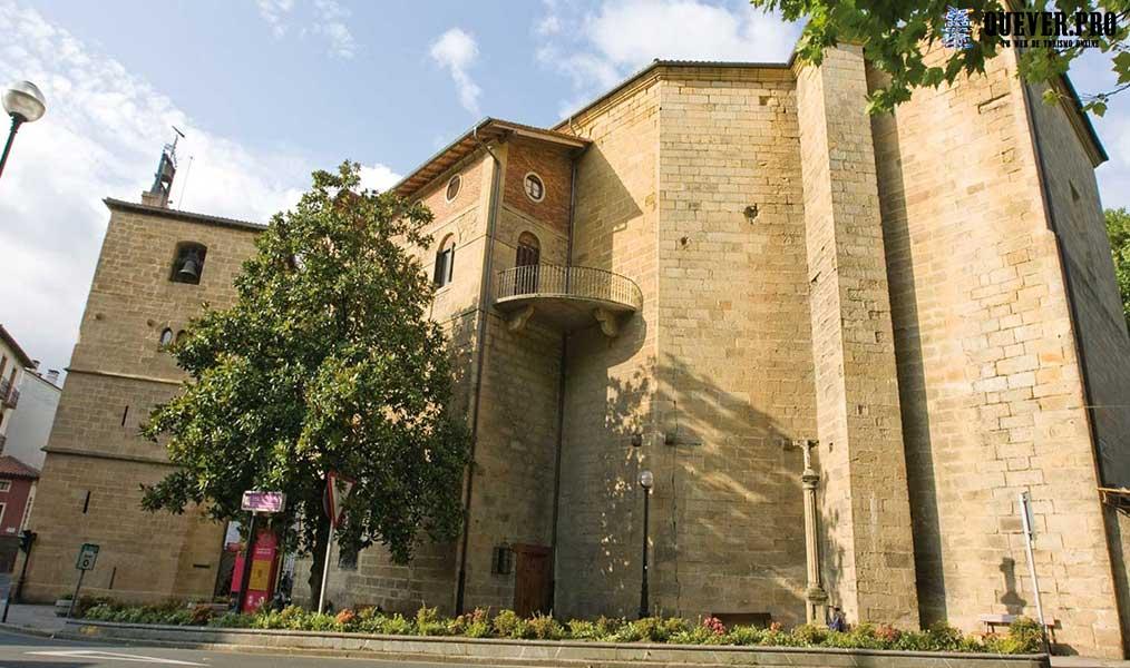 Iglesia de Santa María la Real Zarautz