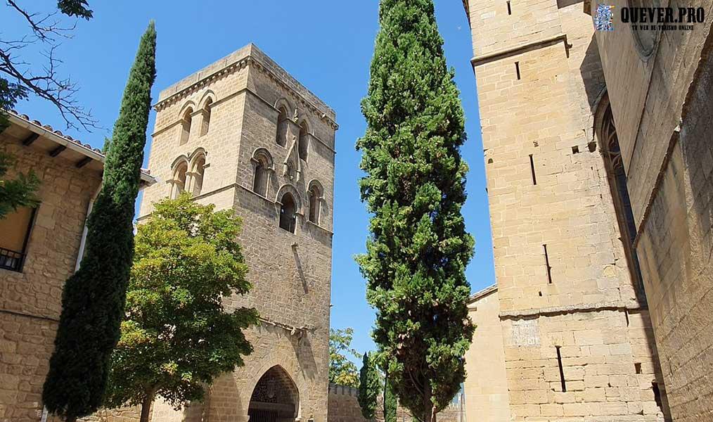 Iglesia de Santa Maria de los Reyes Laguardia