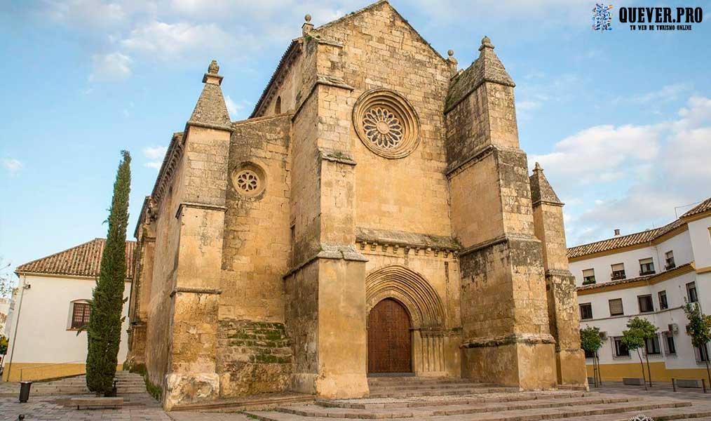 Iglesia de Santa Marina de Aguas Santas Córdoba