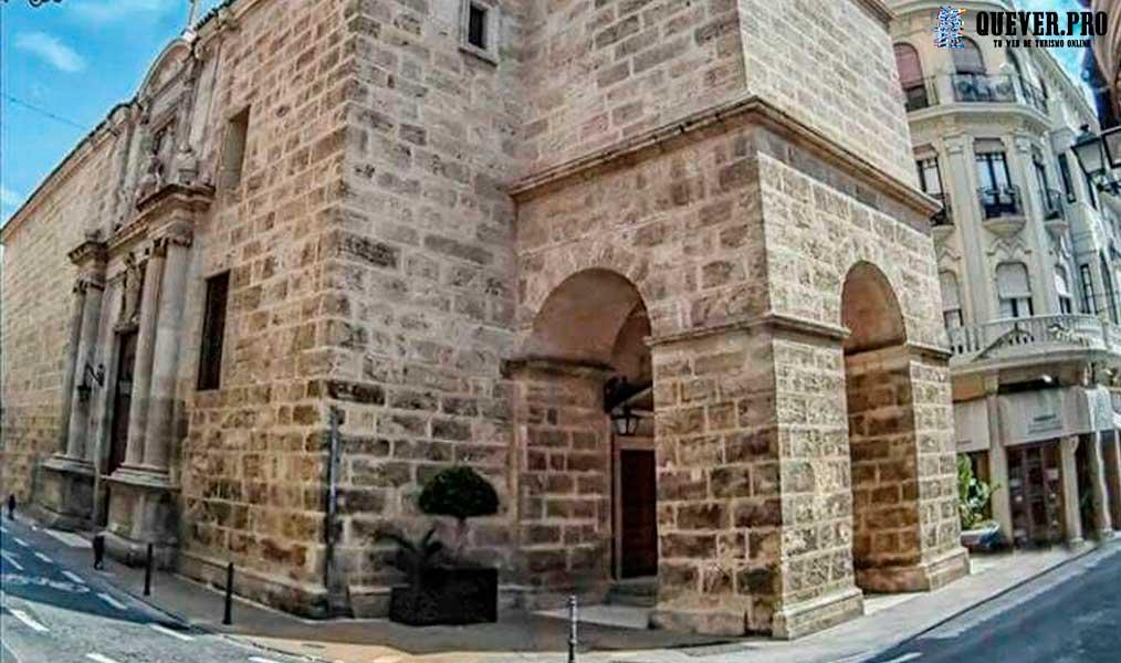 Iglesia de Santiago Almería