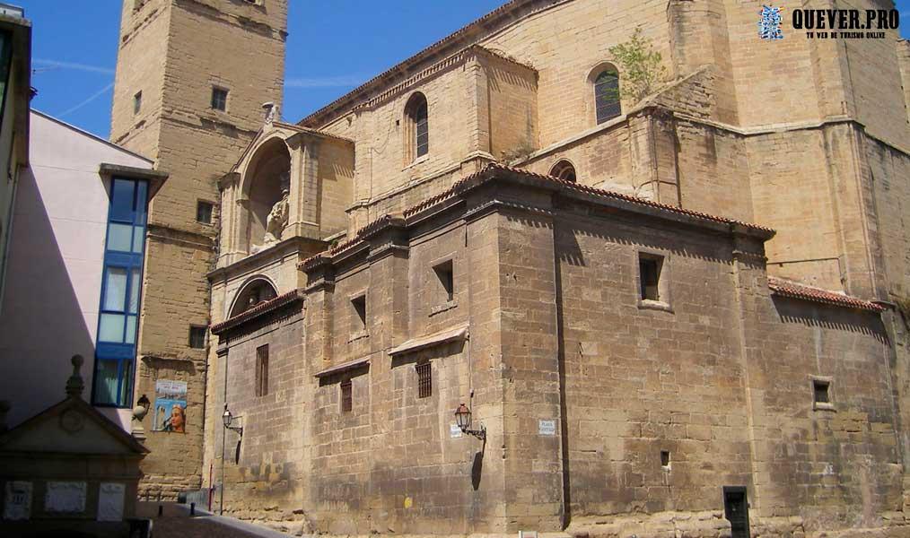 Iglesia de Santiago Logroño