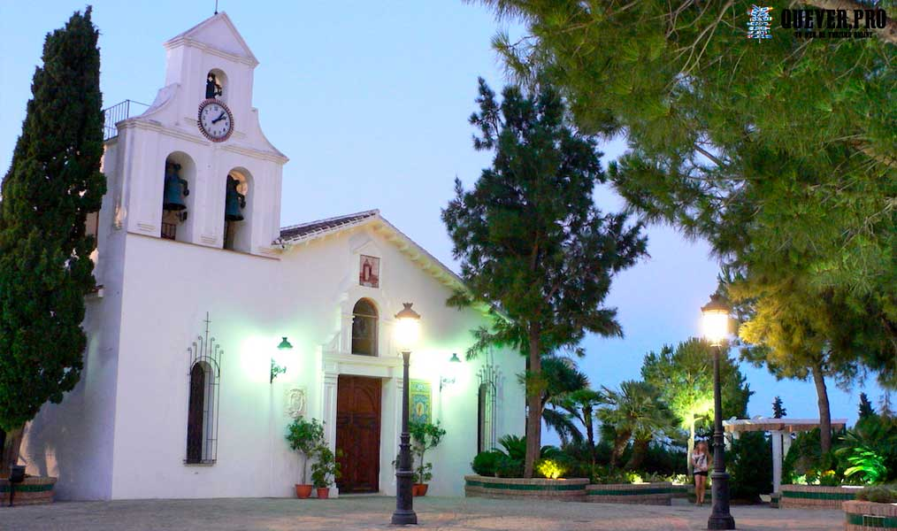 Iglesia de Santo Domingo Benalmádena